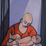 Maternità con le uova - 1958