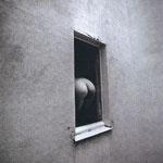 Par un jour pluvieux, Paris, 1975