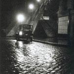 Rue Muller à Montmartre, Paris, 1934