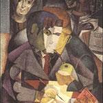 Ritratto di Ramon Gomez de la Serna (1915)