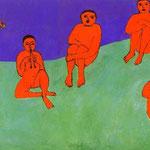 La Musique - 1910 - Olio su tela