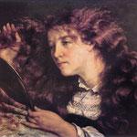 Ritratto di Jo bella ragazza irlandese - 1865