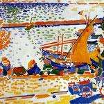 Porto di Collioure - 1905