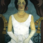 Portrait of Lupe Marin