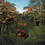 Scimmia nella jungla (1910)