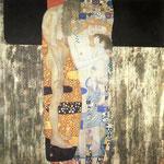 Le tre età della donna - 1905 - Olio su tela