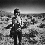 Barbara dans la vallée de la Mort, 1977