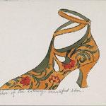 Alla ricerca della scarpa perduta