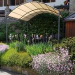 Garten Ferienwohnung Watzmann