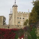 La Tour de Londres - La Tour Blanche