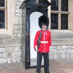 Dans la Tour de Londres