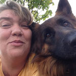 Selfie (Sabine Padberg mit Ayana)