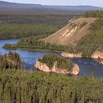 Yukon River, Five Finger Rapids