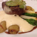 Spargel - Filet - Hollandaise