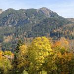Bergwelt in tollen Herbstfarben