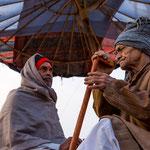 Indiens sur les bors du Gange