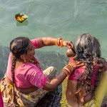 L'eau du Gange est synonyme de purification