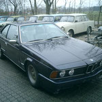 BMW Alpina B7 Turbo Baujahr 1982