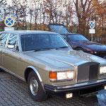 Rolls Royce Silver Spirit I Baujahr 1981