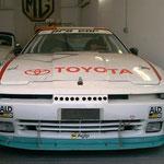 Toyota Supra Rennwagen