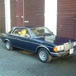 Mercedes Benz 280 CE Baujahr 1983