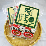 Dried Natto(Chill Pepper flavor)