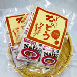 Dried Natto(Plum flavor)
