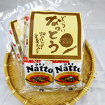 Dried Natto(lignt salt with dried sardine)