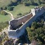 Chateau Cathare de MONTSEGUR