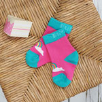 Socks Flying Unicorn