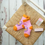 Socks Betty Owl