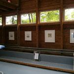 Foyer Sommergalerie Nathalie A.Scaller