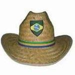 Strohhut Brasil