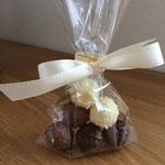Schokoladiger geht nicht: Trüffeltraum in weiß, Zartbitter und Vollmilch