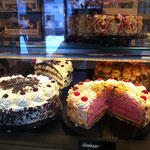Diesen Anblick gibt es immer in unserem Café in der neuen Ortsmitte von Althengstett.