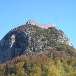 Ariège-Pyrénées, Château de Monségur