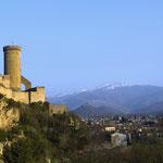Ariège-Pyrénées, Château de Foix