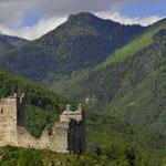 Ariège-Pyrénées, Château de Miglos