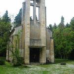 Remenauville : la chapelle du Souvenir