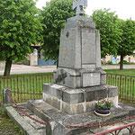 Le Monument aux Morts de la commune de Seicheprey