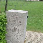 Cimetière allemand de Saint-Mihiel