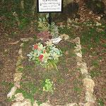 A la mémoire d'Eugène VINTOUSKY sergent au 27e R.I. tué le 21 décembre 1914