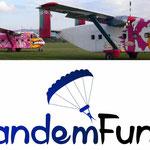 Fallschirmspringen Landau an der Isar