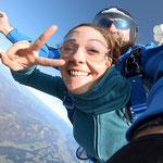 Fallschirmspringen Österreich Geschenkidee