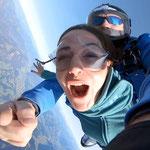 Fallschirmspringen Tirol Gutschein