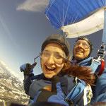 Gutschein Fallschirmspringen Zell am See