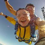 Fallschirmspringen Kinder Firmung Kommunion