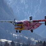 Fallschirmspringen Zell am See Pinzgau