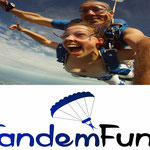 Fallschirm springen Neuburg am Inn in Niederbayern Bayern