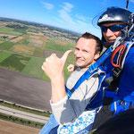 Fallschirmspringen Passau Geschenkgutschein